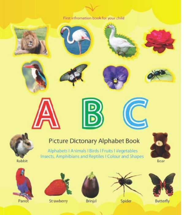 Picture Dictionary  ABC    –    Alphabet Book