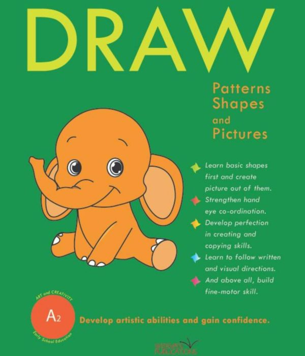 Draw 2 – Patterns, Shapes & Pictures