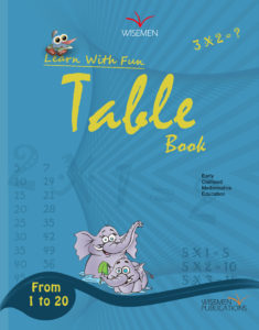 29 Learn with Fun - Tables Book