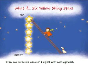 picture based story writing, Creative Writing for Class 1