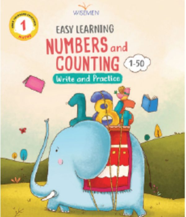 Easy Learning -Numbers & Counting – 1 to 50
