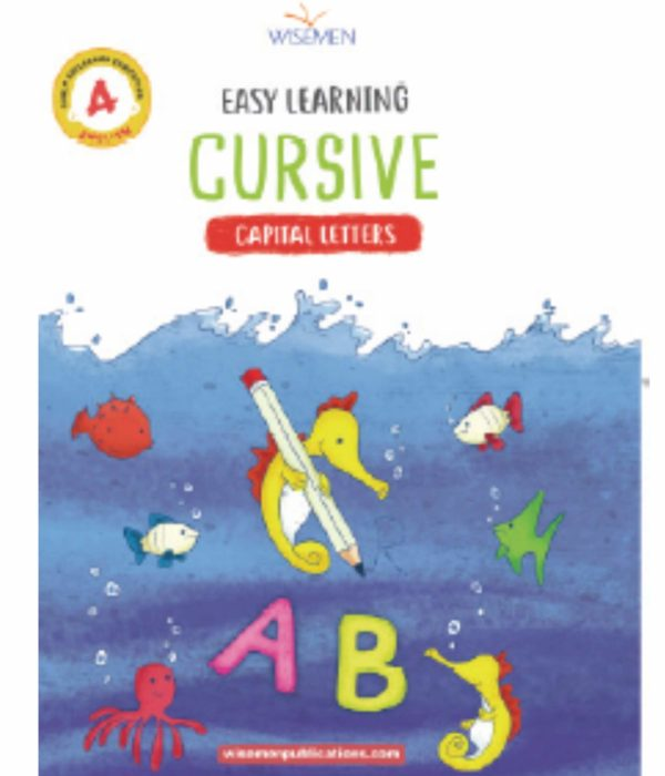 Easy Learning -Cursive Writing – Capital ABC