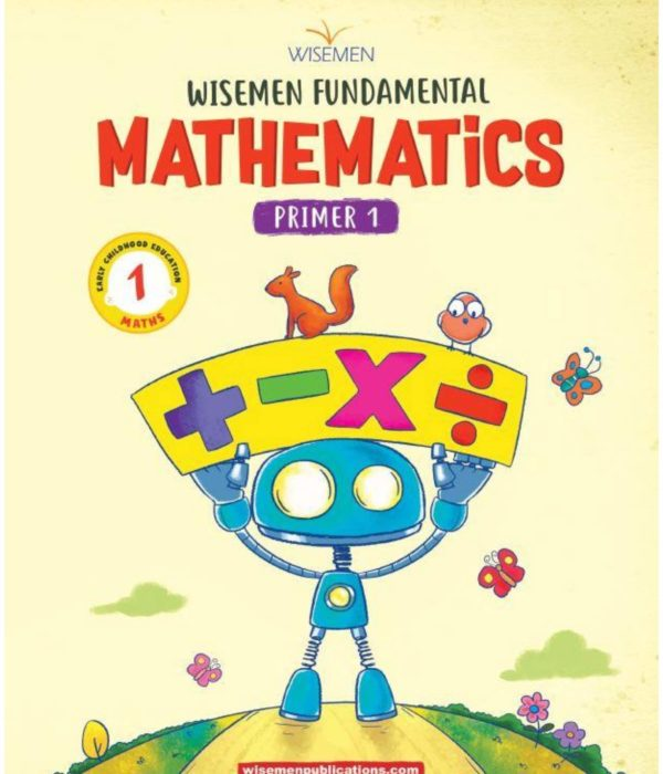Wisemen Fundamental Maths – Primer 1