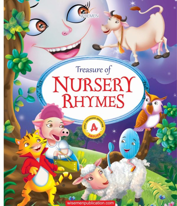 Treasure of Nursery Rhymes- A (English)