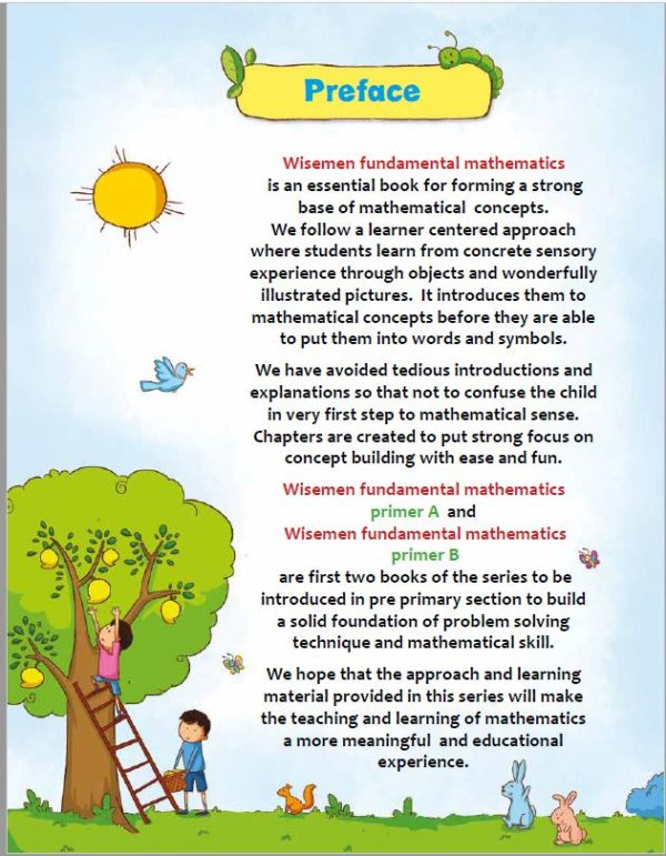 Wisemen Fundamental Maths – Primer...