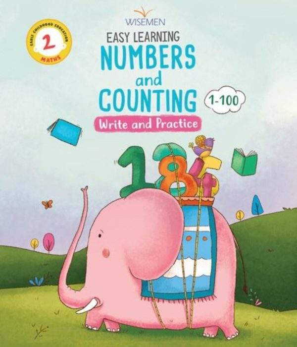 Easy Learning -Numbers & Counting – 1 to 100