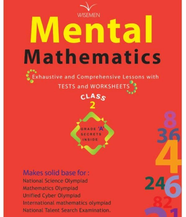 Mental Mathematics – 2 (Practice W...