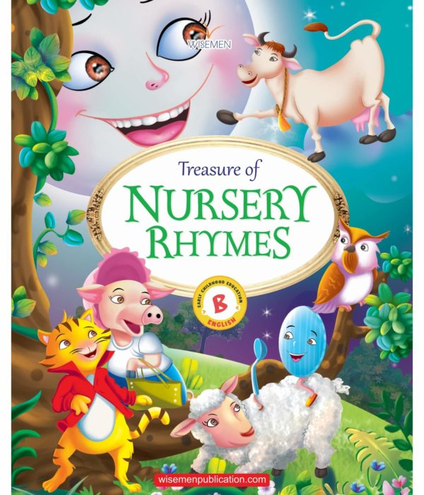 Treasure of Nursery Rhymes- B (English)
