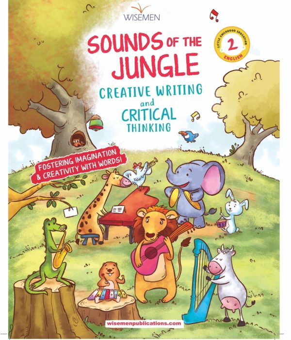 Sounds of the Jungle- Creative Writing &...