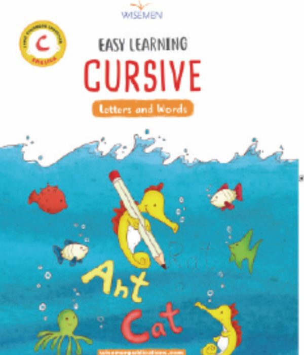 Easy Learning -Cursive Writing – Letter and words