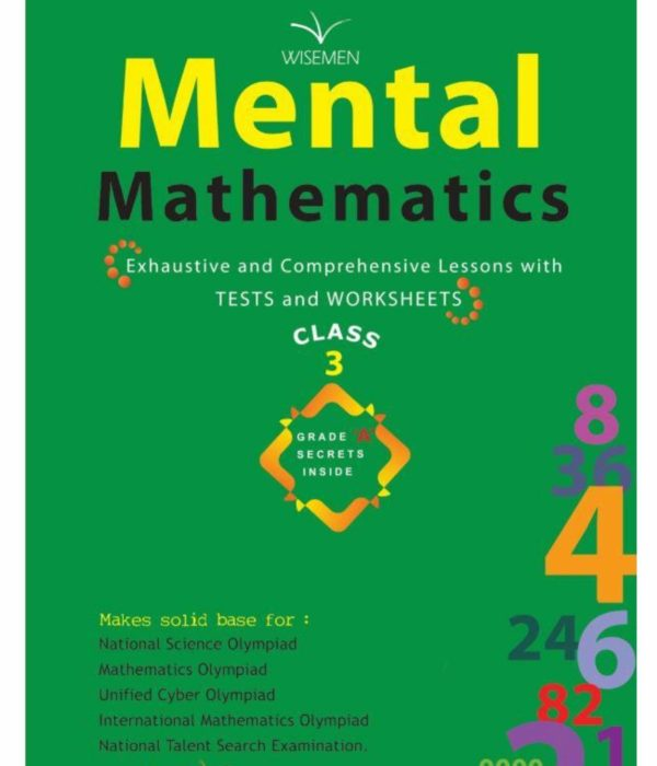 Mental Mathematics – 3 (Practice W...