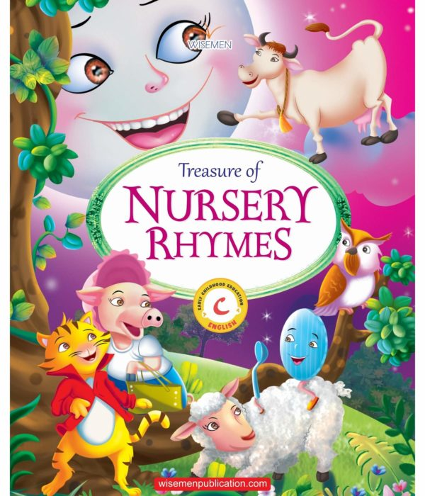 Treasure of Nursery Rhymes- C