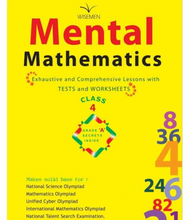Mental Mathematics – 4 (Practice W...