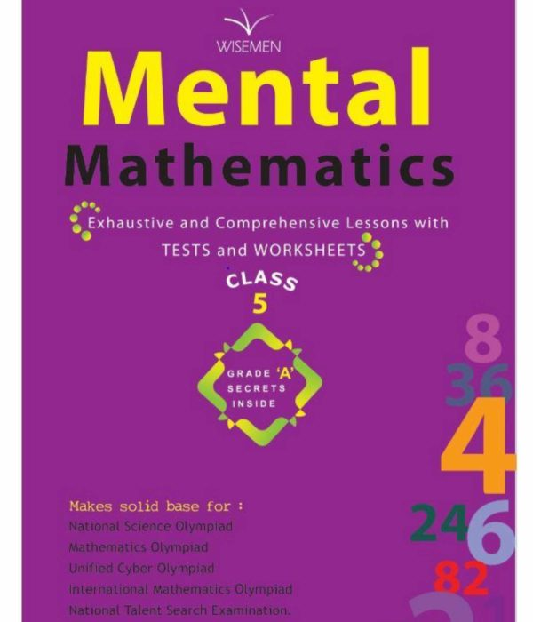 Mental Mathematics – 5 (Practice W...