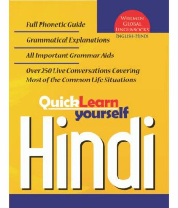 Wisemen Quick Learn Hindi – Pocket...